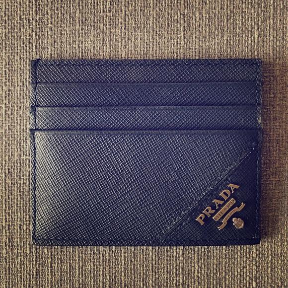 f25815f9132d Prada Bags | Credit Card Wallet | Poshmark